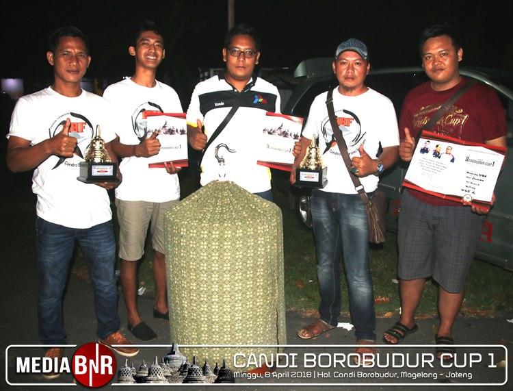 Murai Batu Bintang BBF : Pendatang Baru Yang Menguncang Candi Borobudur Cup 1