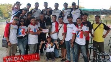 Erik CR 84 Bandung Rebut Gelar Juara Umum Single Fighter