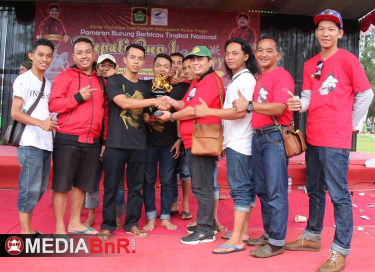 Batosai Nyaris Kuatrik, Faizin DM SF Tegal & Duta Plaza Cup Raih Juara Umum