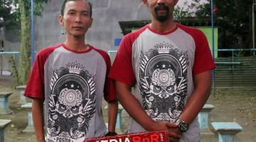 Lilik & Agung. Welcome di Gebyar Dasawarsa Posma Sembego 17 Agustus 2017