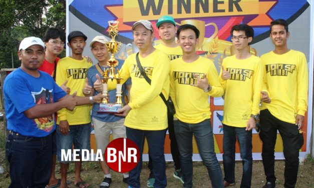 Even Perdana RBJ Cup Tembus 600 Peserta, Polongan & Lion Juara Umum