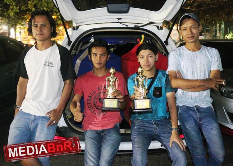 MH Kecil SF. Kacer Ceple NR & Kenari Bagong Juara 1