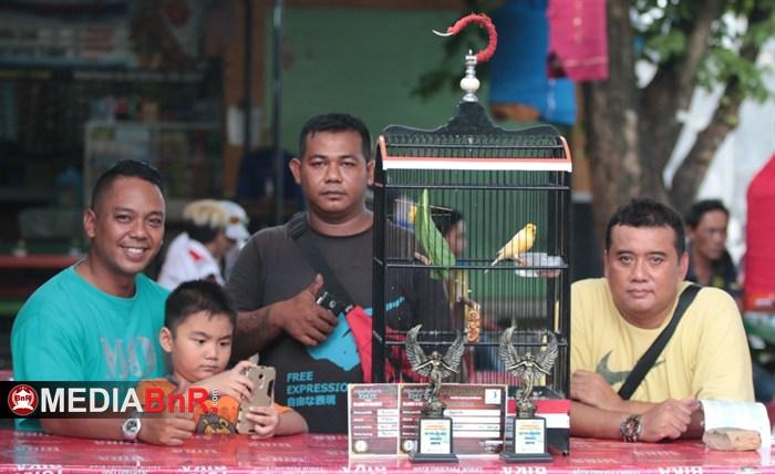 Ratu Cetak Double Winner, Isbek & Nareswari Makin Berkibar