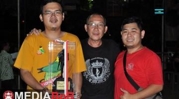 Freddy RG BF Diapit Asang & Teddy Dari Posh 3