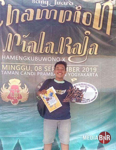 Fachrul Cupu Sukses Dikelas Campuran Import Piala Hamengku Buwono X Yogyakarta