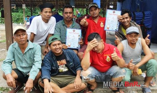 Eragon Come Back, Raja Demo Sukses Double Winner