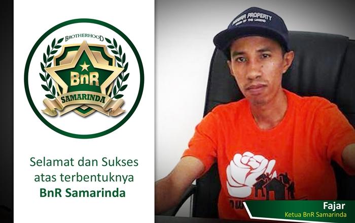 Faja - Ketua BnR Samarinda