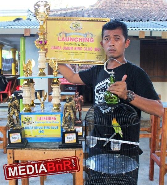 Fajar Budhi Kopi Rhondo SF Beri Dukungan Penuh Kepada HIO BC Sragen