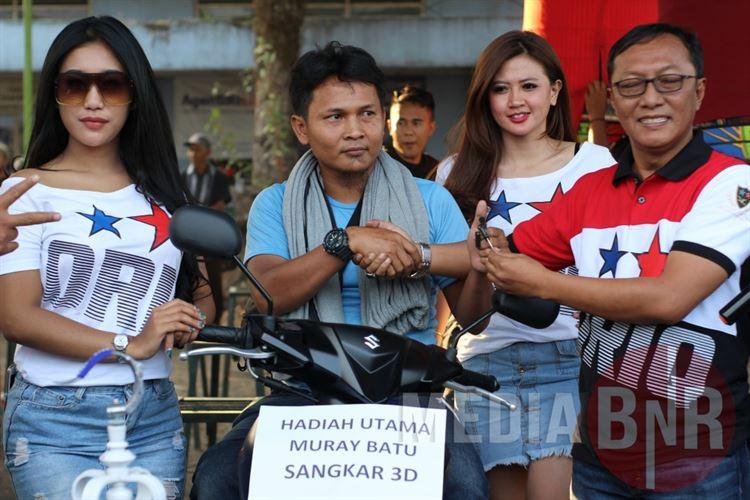 Falkod Boyong 1 Unit Sepeda Motor Di Kota Kembang Cup 2