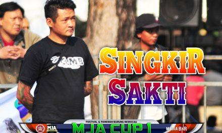 Duet Squad Farid Singkir Sakti dengan Super Sakti di Ancol