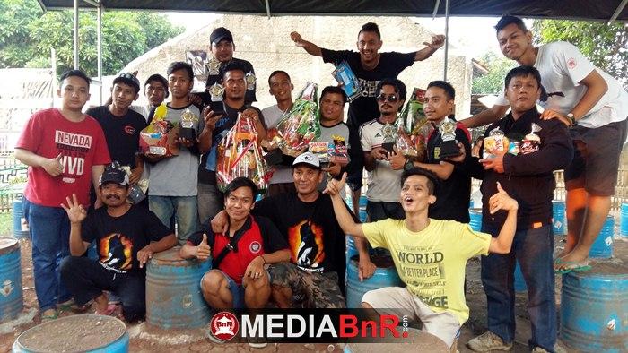 Inovasi La Wadas Team Bersama BnR Karawang Puaskan Peserta Dengan Kemasan Istimewa