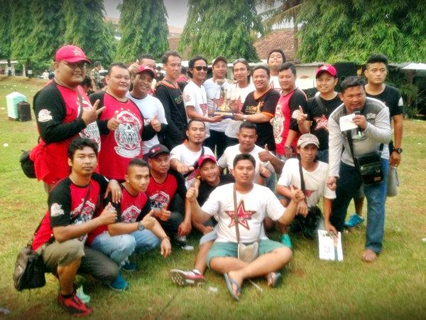 Fitri BKS Kembali Juara SF di Plaza Cup
