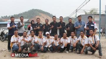 Saat Sumpah Juri BnR Indonesia