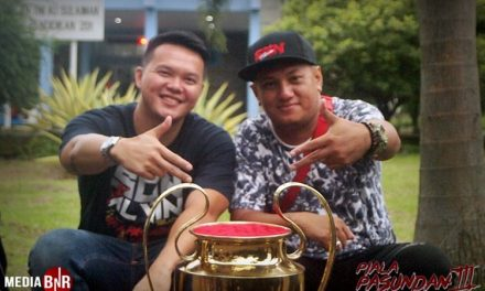 Ketu Murai Batu Hendra SGN Terbaik Di Piala Pasundan III