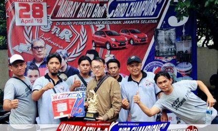 Rojo Langit Kibarkan Kemenangan Di Murai Batu Bird Champion 3