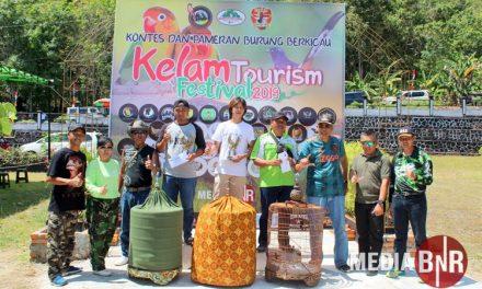 Kicau Mania Dari Bebagai Daerah di Kalimantan Barat Ramaikan Gelaran Kelam Tourism