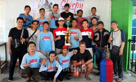 Pandawa BC Dan Joker SF Menangkan Juara Umum Bird Club Dan Single Fighter