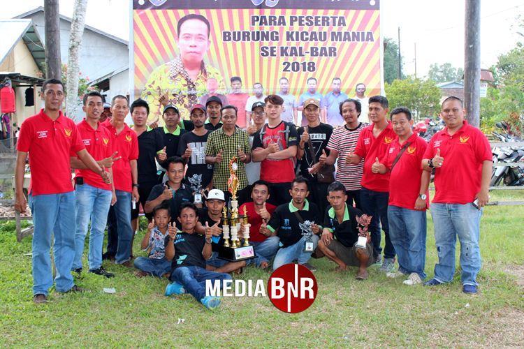 Terukirnya Monster BC Dan Gama SF Sebagai Juara Umum Digelaran Ibrahim Candra Cup