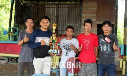 Enggang BC Dan Warna SF Bergelar Juara Umum Bird Club Dan Single Fighter