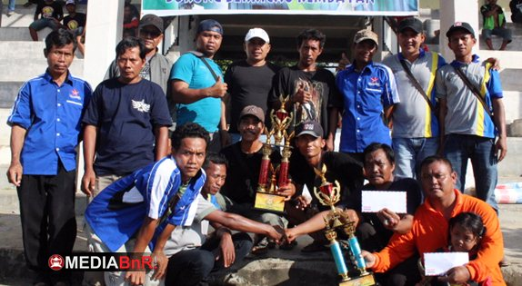 Terukirnya Lima Jawara Double Winner
