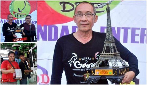 Piala Ebod Strong – Bezita Jadi Bomber Freddy RG BF Raih Juara Umum