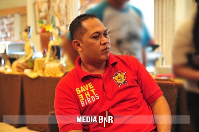 Guntur SK Resmi Jabat Ketua Divisi Juri BnR Indonesia