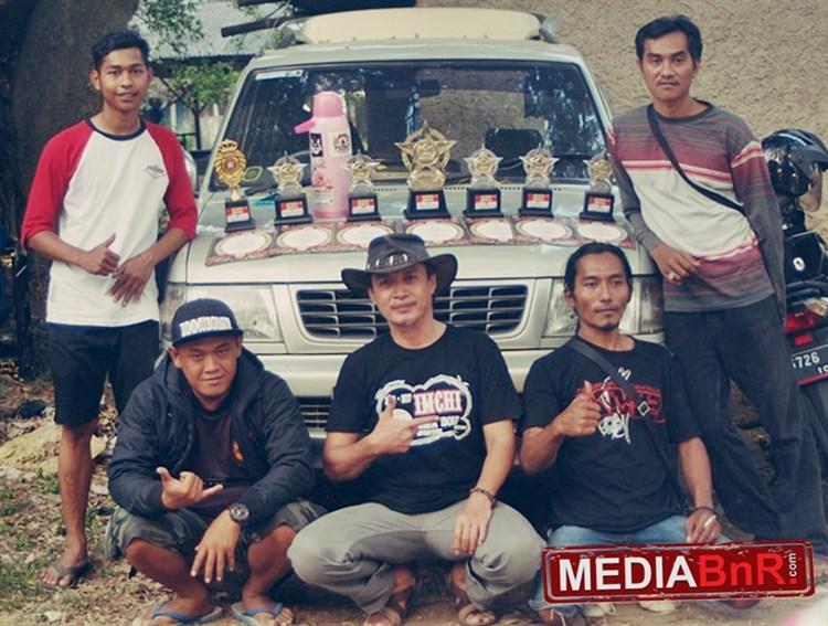 Rancingeus Double Winner…Skuad Gantar 0 KM & Pandawa Team Mempesona