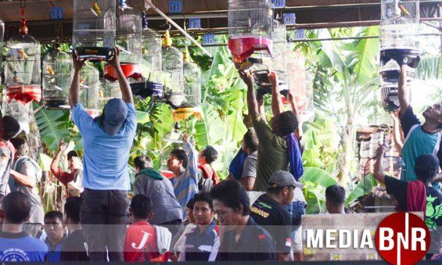 Jadwal baru latber Jum'at BnR Batubara, Kekek Mania selalu padati Gantangan