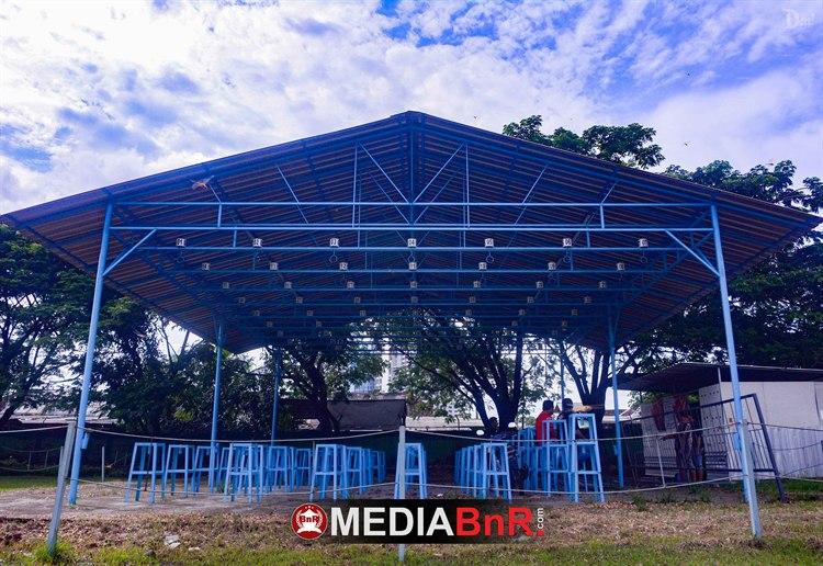 Gantangan Baru BnR Jatim, dibuka pada 11 Februari 2018