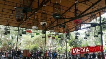 Gantangan BnR Tanjung Puri