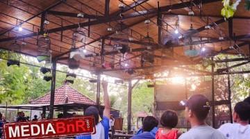 Gantangan BnR Tanjung Puri kelas lovebird Paud