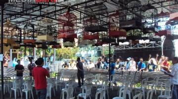 Gantangan Galery BC Full Peserta (Foto: Dani/MediaBnR.Com)