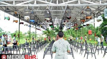 Gantangan Ronggolawe Laskar Trikora    Banjarbaru
