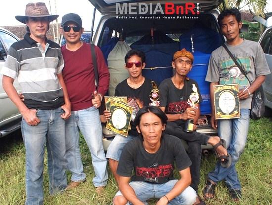 Gantar Team Indramayu (Foto: Ricky/MediaBnR.Com)