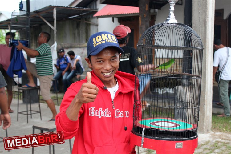 Genit milik Wahid Borong Juara