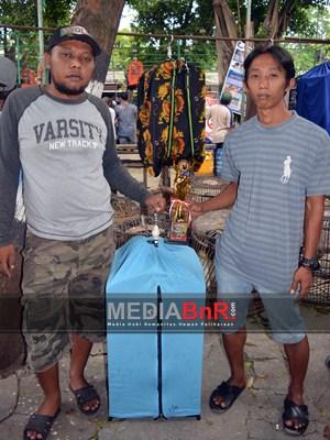 Ghober Kanigoro BC, Roben Stabil Jawara