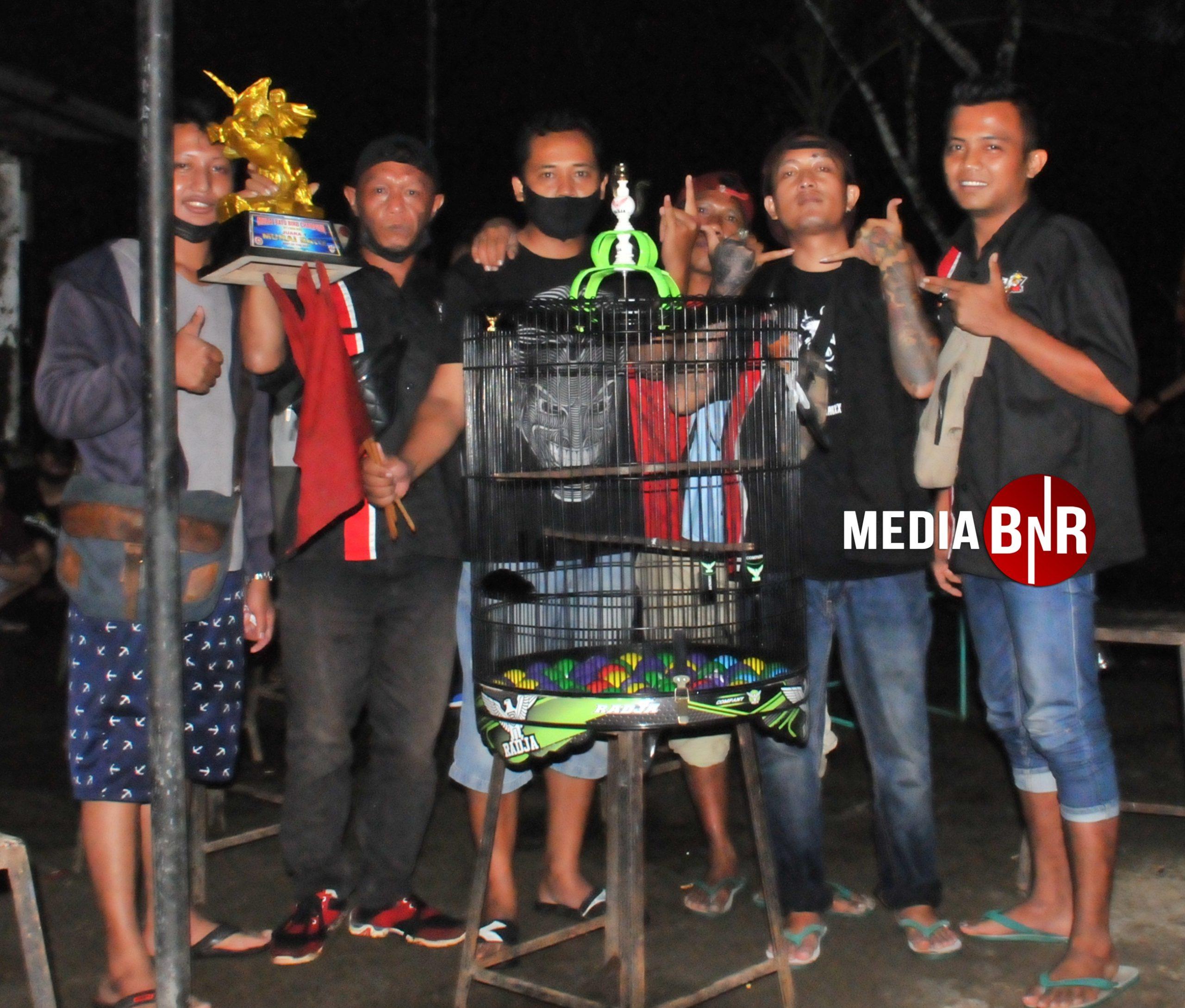 Gito kawal MB Patrum raih Juara 1,2 dan di BOB Juara 1 mendapat predikat murai terbaik