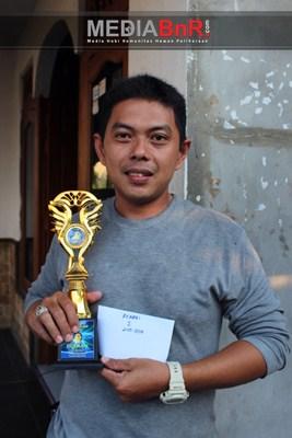 Golden Boy Raih Kejayaan di Kenari