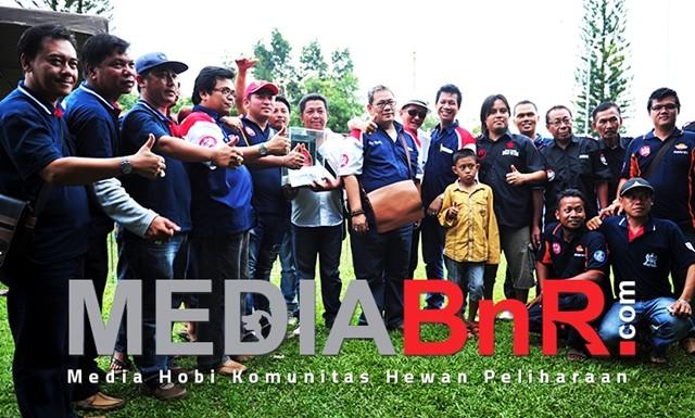 Goyang Dumang menjadi kunci kemenangan Jambi Team sebagai Juara Umum BC