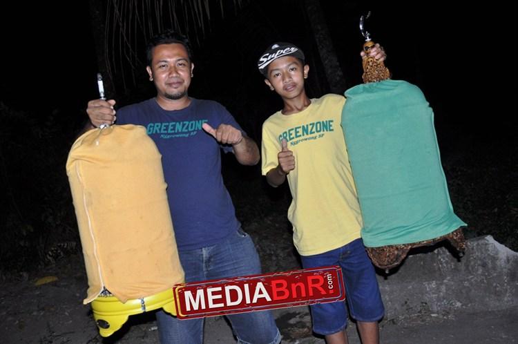 GreenZone Milik Anjar KLI AB 82-  Runner Up Dikelasnya