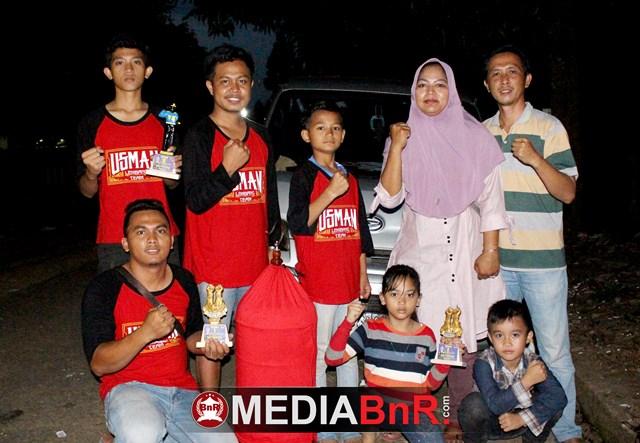 Guffy milik Usman Team borong prestasi di Kalapas Cup