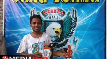 Gundul kawal Green Core raih runner up