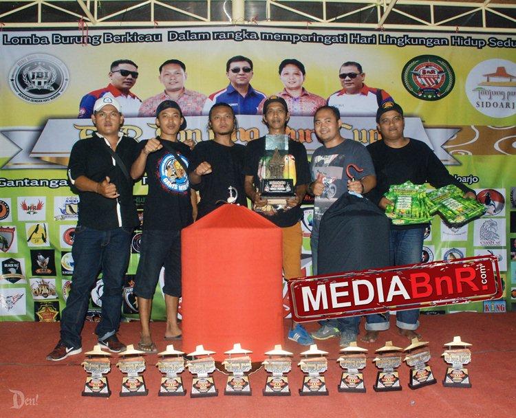 H, Misdraaam Lintang Sf runer up juara umum Sf siap menuju Piala Raja dan Pakde karwo Cup