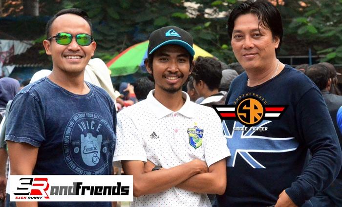 H Rizal LBB sukses kawal squad SR-SF