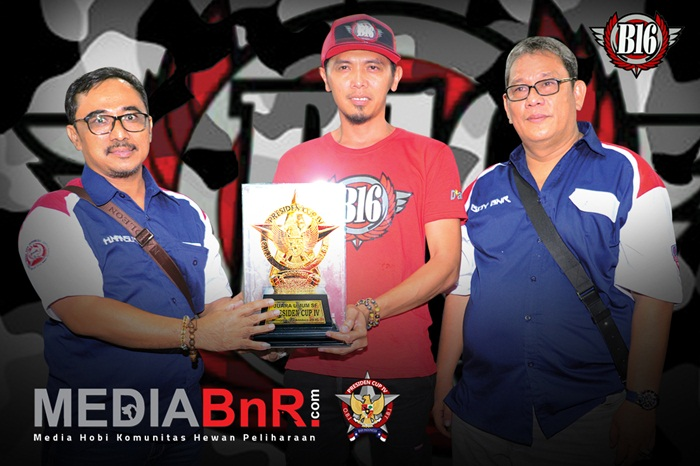 Rangkul Akar Rumput, B16 Team Raih Juara Umum BC