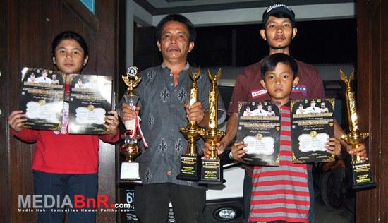 Mr. Boy Taklukan Piala Gubernur Jawa Barat