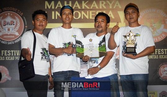 Tepos BC Jepara Toreh Prestasi di Presiden CUP IV