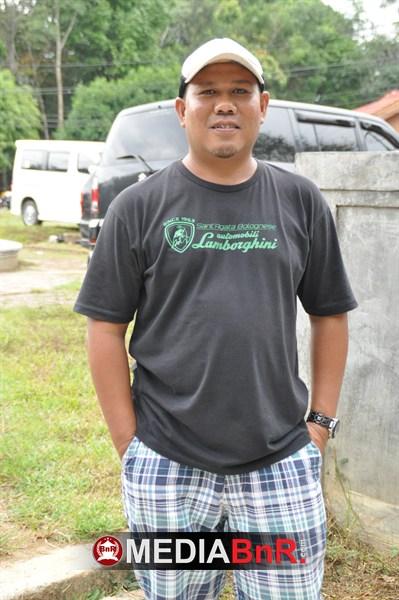 H. Bahrul HB SF Tanjung