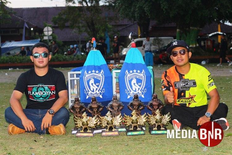 H Birly Pekalongan Comeback Sabet Juara SF di Pakualam Cup Jogja
