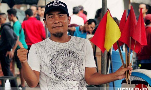 Sangkuriang, N-Max, Geztavo Tampil Menggoda